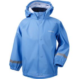 DIDRIKSONS Slaskeman 4 Rain Set Kids, breeze blue